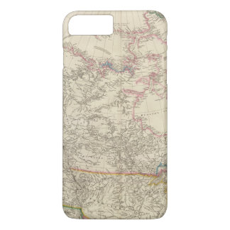 British North America 5 iPhone 7 Plus Case