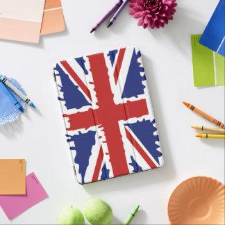 British paint splash flag iPad air cover