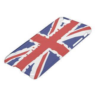 British paint splash flag iPhone 8/7 case