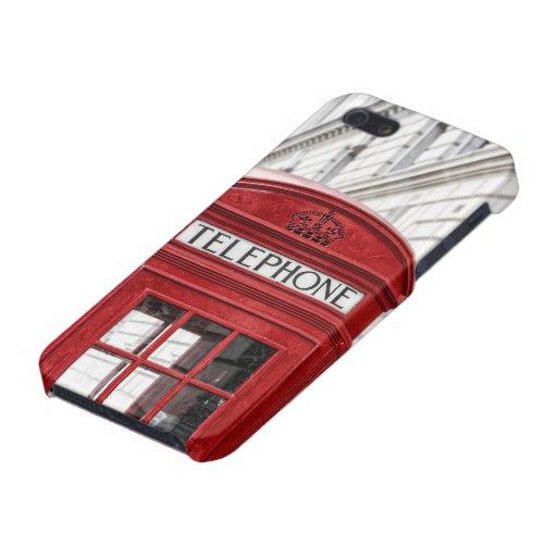British phone box Iphones 5 Case iPhone 5/5S Covers