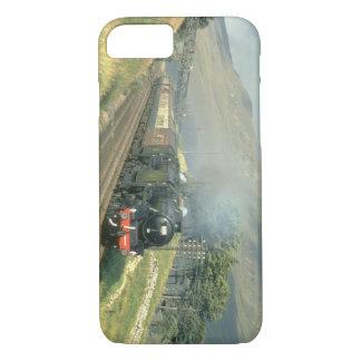 British Railway's last steam-hauled_Steam Trains iPhone 7 Case