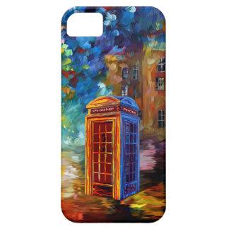 British Red Phone Box case