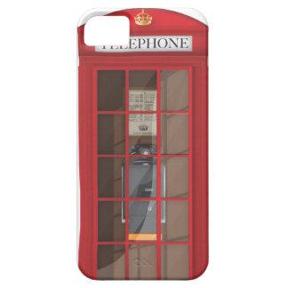 British Red Public call box iPhone 5 Case