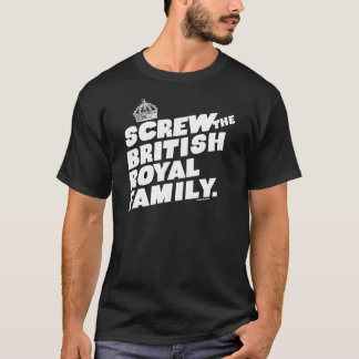 BRITISH ROYAL FAMILY T-Shirt