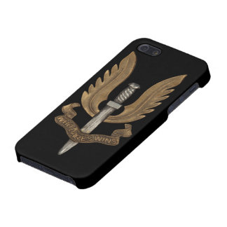 British SAS iPhone 5 Cover