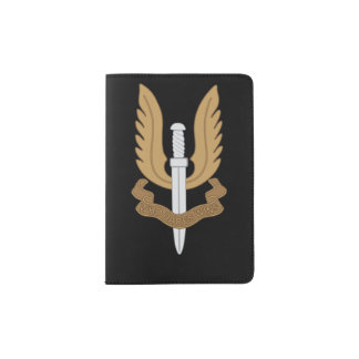 British SAS Passport Holder