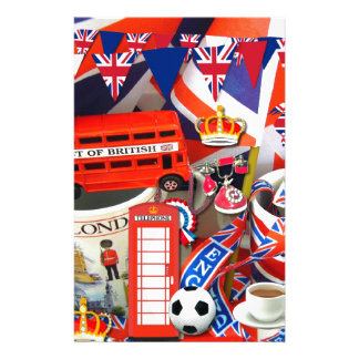 British Souvenirs Stationery