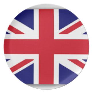 British Spirit Plate