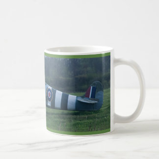 British Spitfire Mug