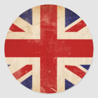 British Sticker