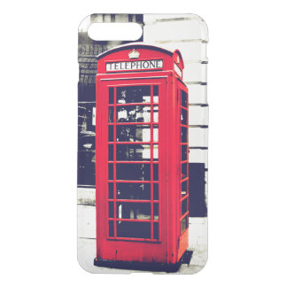 British Tele Booth iPhone7+ Clearly™Deflector iPhone 7 Plus Case