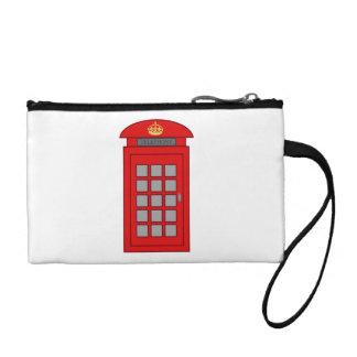 British Telephone Box Change Purses