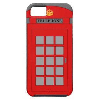 British Telephone Box iPhone 5 Cases