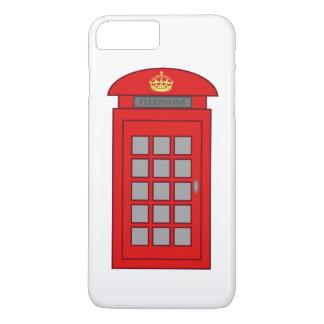 British Telephone Box iPhone 7 Plus Case
