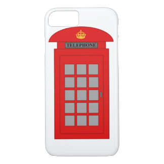 British Telephone Box iPhone 8/7 Case