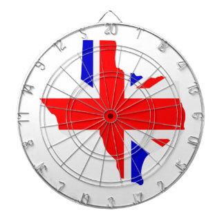 British Texas Dart Boards