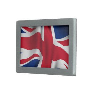 British Union Jack Belt Buckle