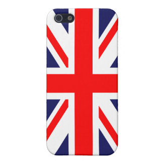 British Union Jack Britain London flag iPhone 5/5S Cases