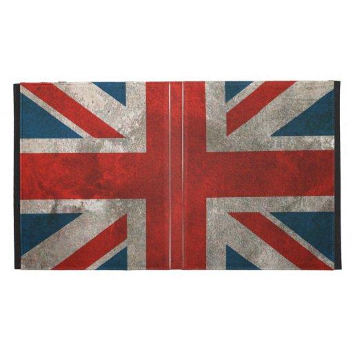 British Union Jack iPad Folio Cover
