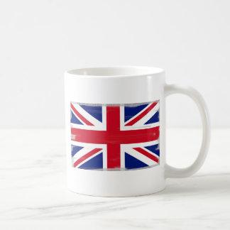 British Union Jack Flag Coffee Mug