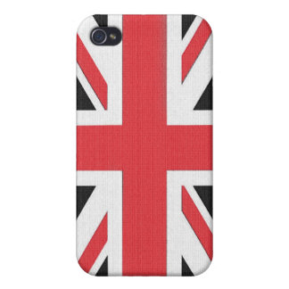 British Union Jack flag iPhone 4/4S Cover
