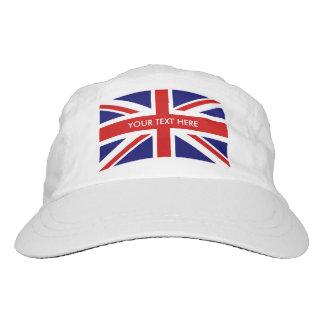 British Union Jack flag knit and woven sports hats Headsweats Hat