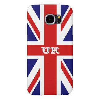 British Union Jack flag Samsung S6 phone case