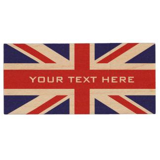 British Union Jack flag USB pendrive flash drive