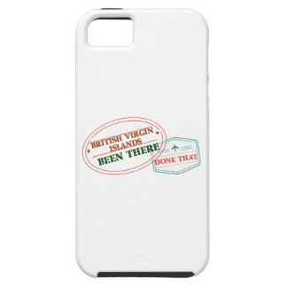 British Virgin Islands Been There Done That iPhone 5 Covers