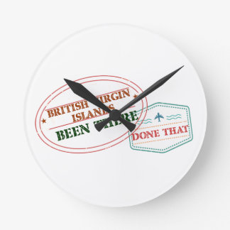 British Virgin Islands Been There Done That Round Clock