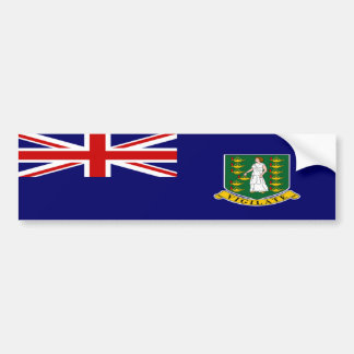British Virgin Islands Bumper Sticker