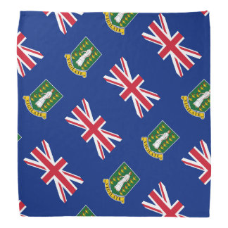 British Virgin Islands flag Bandana