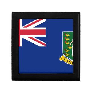British Virgin Islands Flag Gift Boxes