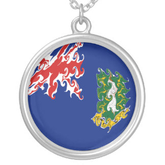 British Virgin Islands Flag Jewelry