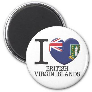 British Virgin Islands Magnets