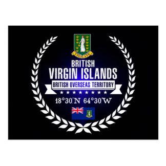 British Virgin Islands Postcard