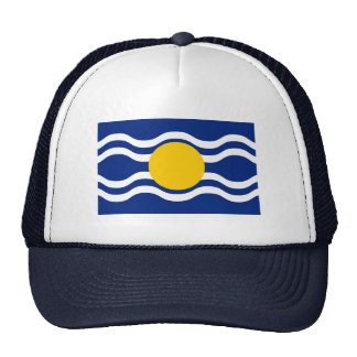 British West Indies Trucker Hat