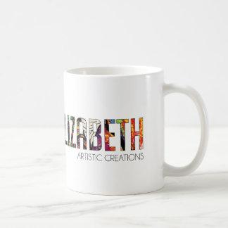 Britney Elizabeth Logo Coffee Mug