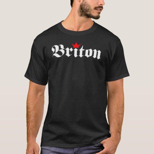 Briton Crown Me Tee