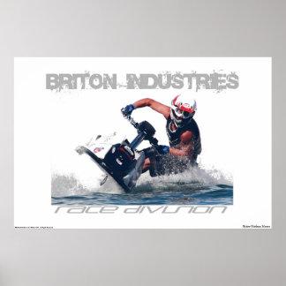 Briton Industries Poster