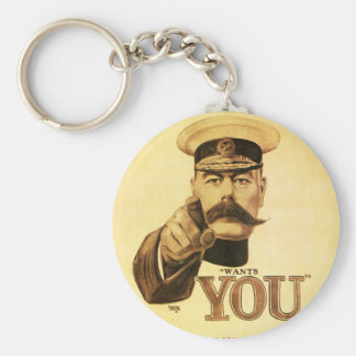 Britons Wants You, Lord kitchener Keychains