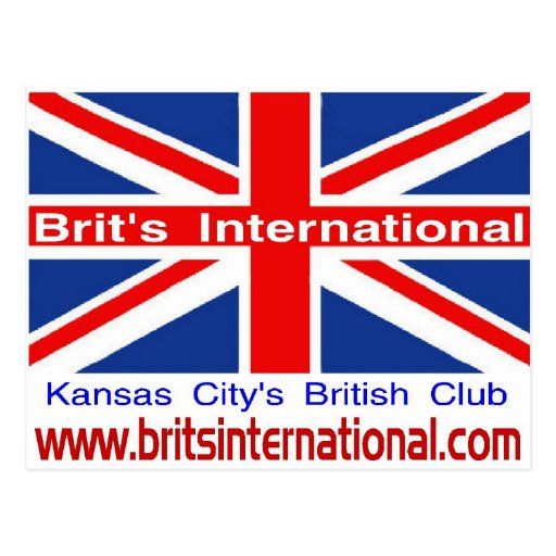 Brit's International Postcards