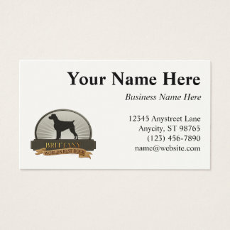 Brittany Business Card