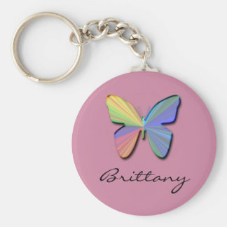 Brittany_Butterfly Keychain