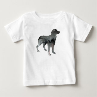 Brittany Dog Art Baby T-Shirt