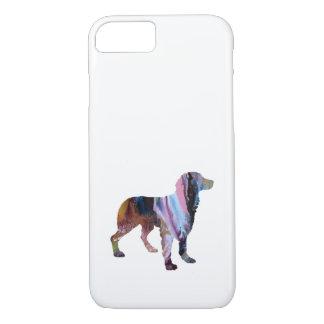 Brittany Dog Art Case-Mate iPhone Case