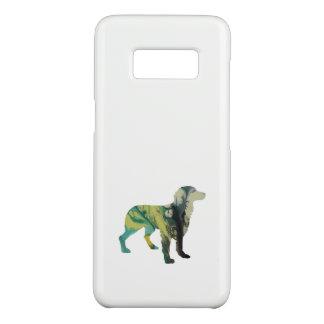 Brittany Dog Art Case-Mate Samsung Galaxy S8 Case
