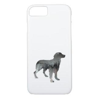 Brittany Dog Art iPhone 8/7 Case
