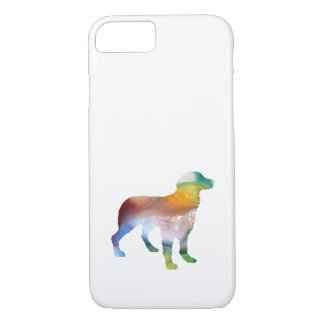 Brittany Dog Art iPhone 8/7 Case