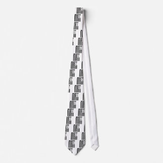 Brittany flag tie